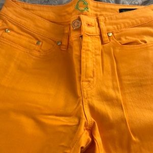 Orange C.Wonder pants